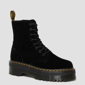 Dr Martens Jadon Velvet boot